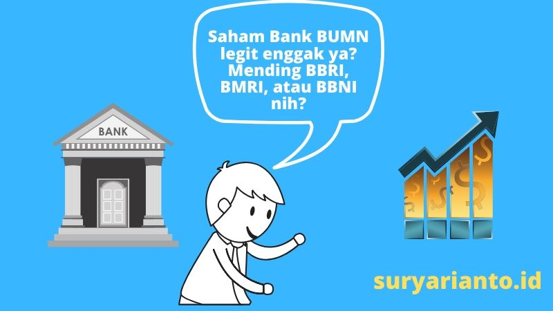 saham bank BUMN